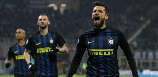 Candreva Inter-Bologna