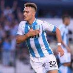 Lautaro Martínez Racing Club