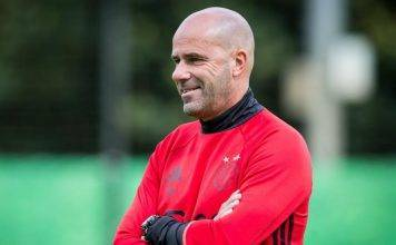 Peter Bosz Ajax