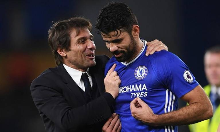 Ufficiale: Diego Costa torna all'Atletico Madrid
