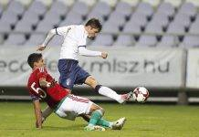 L'Italia under-21 batte 6-2 l'Ungheria