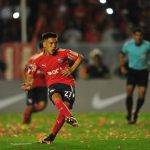 Ezequiel Barco Independiente-Club Libertad