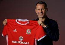 Ryan Giggs Galles