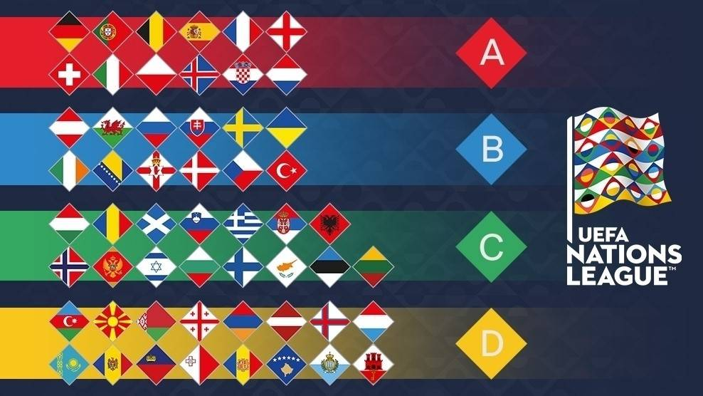 Uefa, domani nasce la Nations League