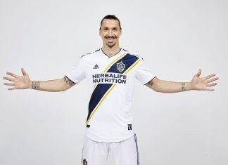 Zlatan Ibrahimović Los Angeles Galaxy