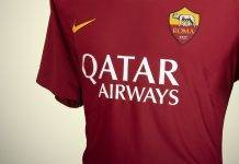 Roma sponsor Qatar Airways