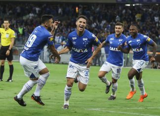 Thiago Neves Cruzeiro-Racing Club