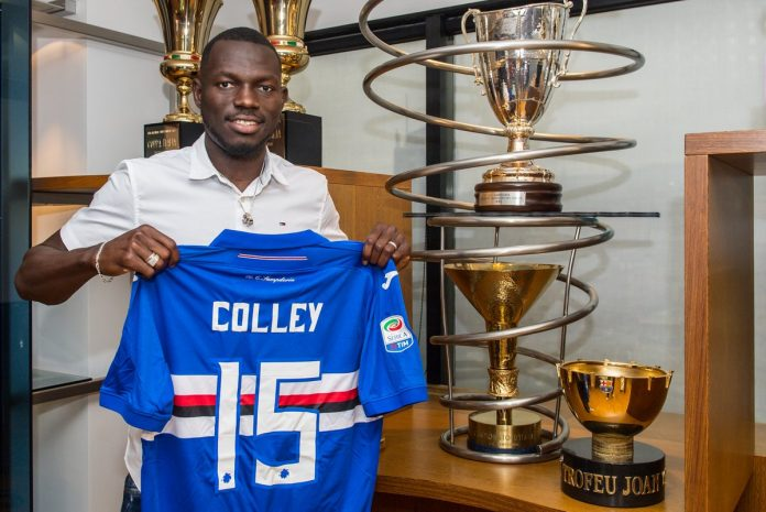 Omar Colley Sampdoria