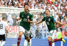 Hirving Lozano Germania-Messico
