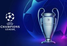 UEFA Champions League logo 2018-2021