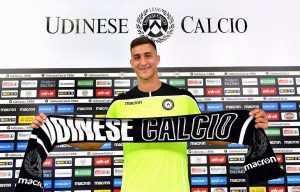 Juan Musso Udinese