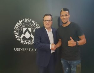 William Troost-Ekong Udinese