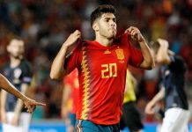 Marco Asensio Spagna
