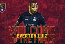Everton Luiz Real Salt Lake