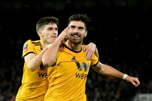 Rúben Neves Wolverhampton-Liverpool