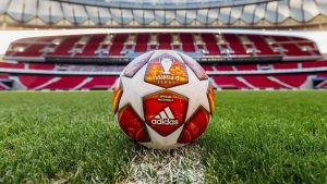UEFA Champions League official matchball Madrid 2019 final