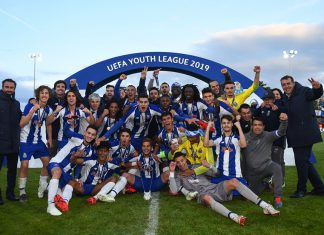 Youth League Porto