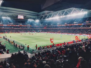 Stade Pierre Mauroy Lille