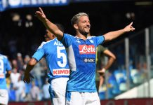 Dries Mertens Napoli
