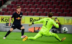 Timo Werner Colonia-RB Lipsia