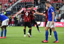 Bournemouth-Leicester City
