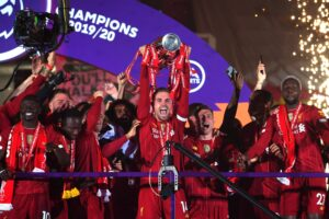 Liverpool campione Premier League